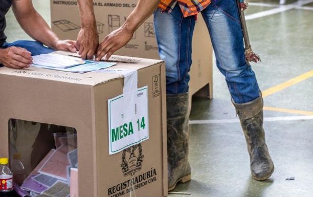 Elecciones atípicas en medio de la pandemia