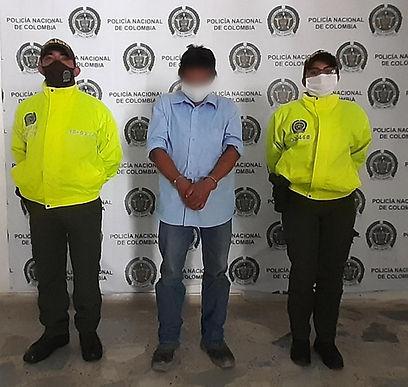 Capturaron en Pisba al presunto responsable de acceso carnal violento