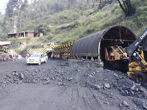 99 toneladas de carbón fueron incautadas