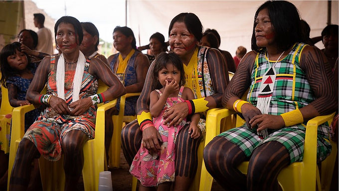 Pueblos indígenas y el virus del COVID
