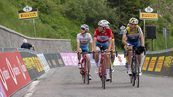 Uno de los primeros que abandonaría el Giro de Italia