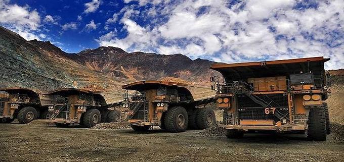Cinco empresas mineras en el ojo del huracán