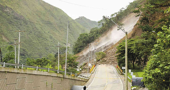 Así van los trabajos para reanudar el tránsito entre los llanos y los departamentos de Boyacá y Cundinamarca