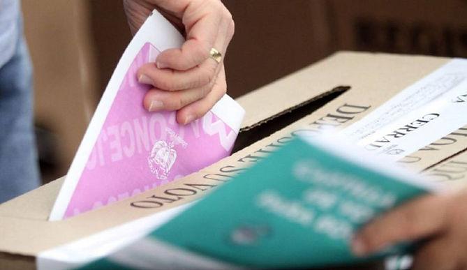 Conozca el calendario electoral para llegar a las urnas el próximo año