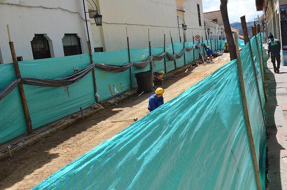 Mañana reinician labores de fundición del nuevo concreto de las obras del Plan Bicentenario