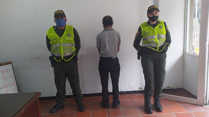 Capturado en Quípama por el delito de homicidio