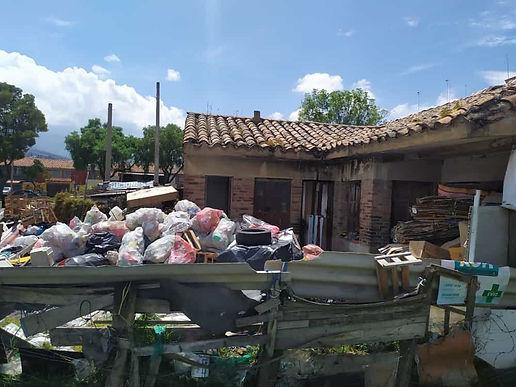 En Sogamoso evacuaron a algunas familias por amenaza de ruina en el sector