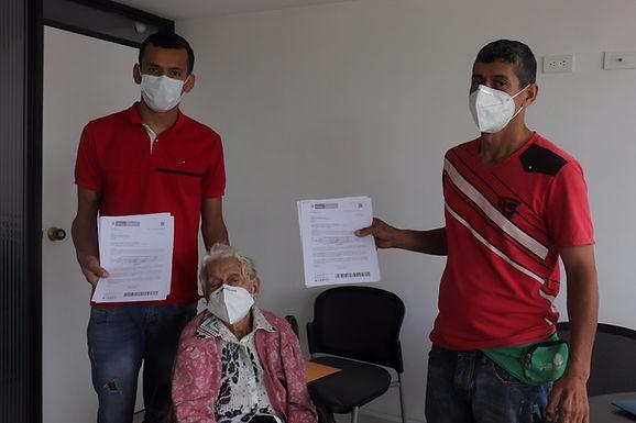431 víctimas han recibido 4 mil millones de pesos