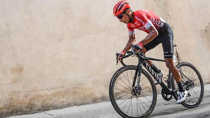 Quintana en el top 10 de los Alpes Marítimos