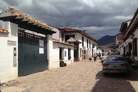 La carta que le enviaron los comerciantes al alcalde de Villa de Leyva