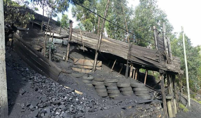 Por solicitud de la Procuraduría, Tribunal ordenó a Tópaga suspender de forma inmediata actividades de minería ilegal en la vereda San José