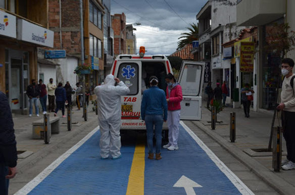 El Hospital de Paipa recuerda los lineamientos nacionales, con respecto a las pruebas COVID
