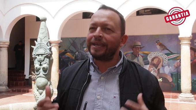 Alcalde de Ramiriquí pide levantar los bloqueos