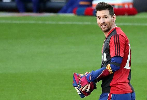 Una prueba más de que Messi iría para el PSG