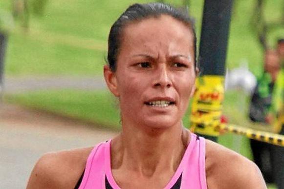 La atleta Érika Abril participará en los clasificatorios para los Olímpicos