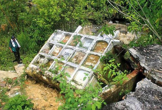 Tribunal falló frente al caso de restos humanos expuestos en el cementerio de Pauna