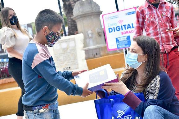 Internet para Soracá y activación de Centro de Transformación en Duitama