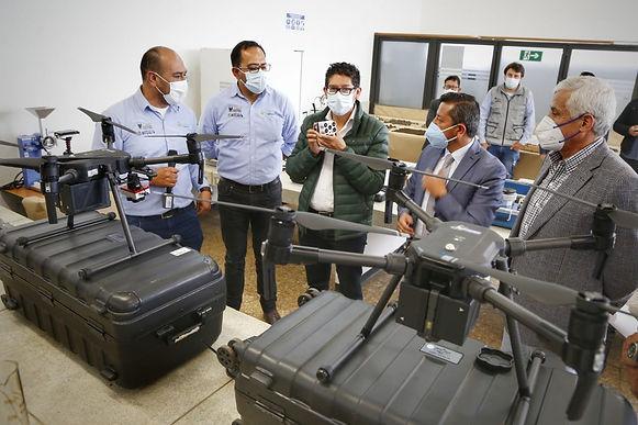 Boyacá se adapta con equipos de última tecnología