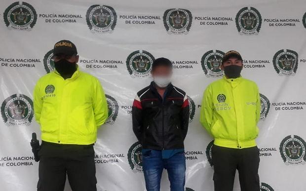 Capturaron al homicida de un joven en Ráquira