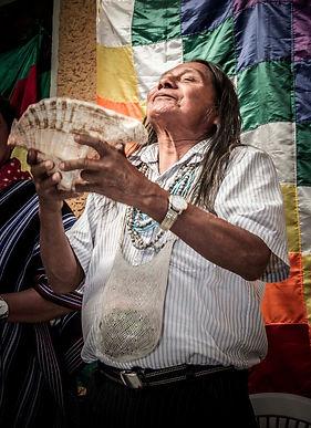 Senador indígena está la UCI del San Rafael