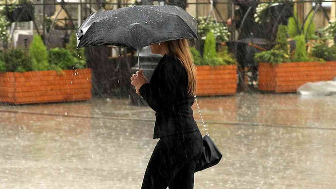 Atienda las recomendaciones en temporada de lluvias