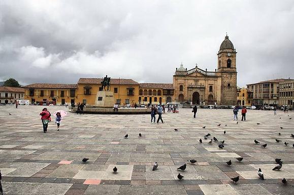 Obras que destacó la Alcaldía de Tunja en el cumpleaños de la ciudad