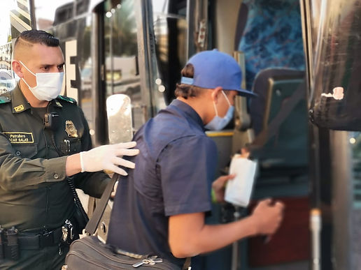 Sogamoso empezó a expulsar a los migrantes reincidentes en conductas que afectan la seguridad