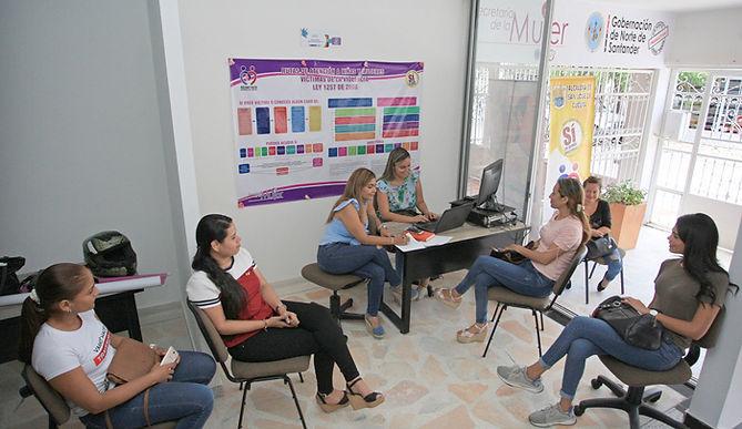 En Sogamoso está la Casa de la Mujer Empoderada