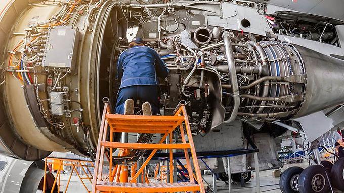 Mantenimiento de aeronaves, la formación disponible en 2021