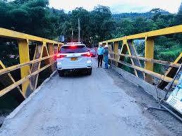 Buscan soluciones para el puente Juan Ángel de Chivor
