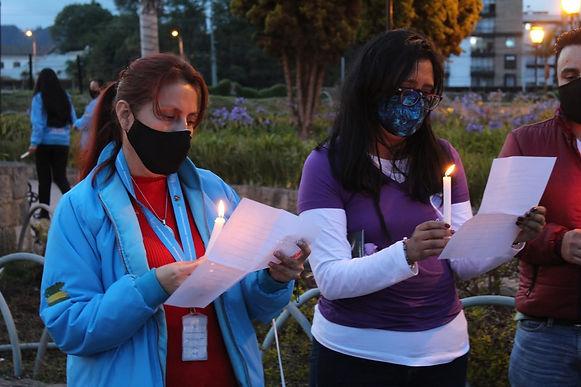 Mujeres de cuatro municipios alzaron su voz ante la violencia