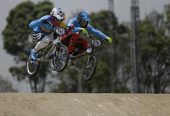 La Copa Mundo Supercross de BMX se disputará este año en Colombia