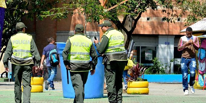 Policía de Boyacá dio a conocer el balance del primer fin de semana de 'la nueva normalidad'