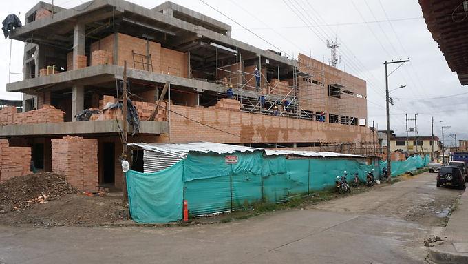 Muy pronto se entregará el Hospital de Miraflores