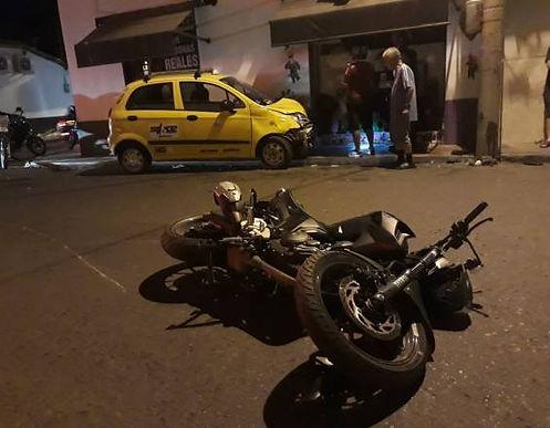 Imputado taxista que por conducir presuntamente en estado de embriaguez atropelló a una mujer y le causó la muerte