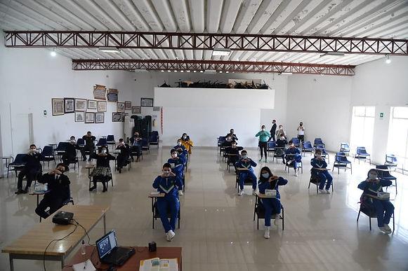 La alternancia es paulatina en Sogamoso