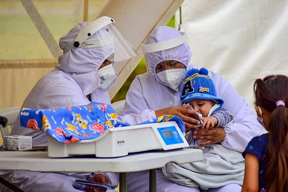 Sigue la estrategia 'Hospital a la vereda' en Paipa
