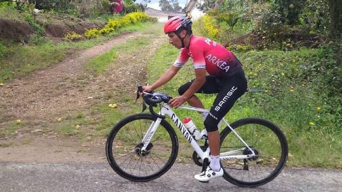 Quintana rueda por Boyacá con miras a su calendario competitivo de 2021