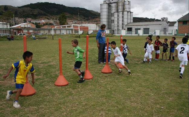 Aquí los acuerdos con las escuelas deportivas de Tunja