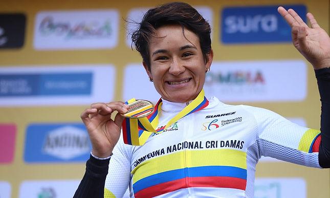 Ana Cristina Sanabria rompe récords