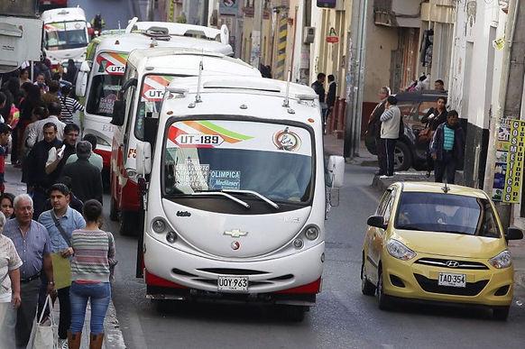 ¿Qué hizo este año la Secretaría de Tránsito de Tunja?