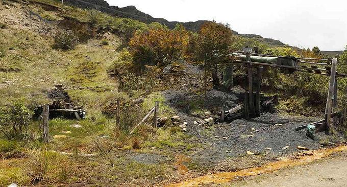 Denuncian destrucción del ecosistema en Tópaga