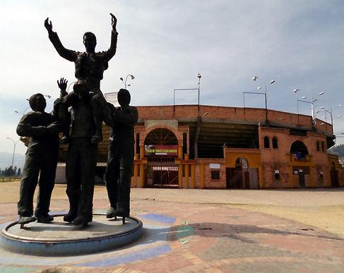 El próximo alcalde de Duitama recibe el proceso de convertir la Plaza de Toros en un centro cultural