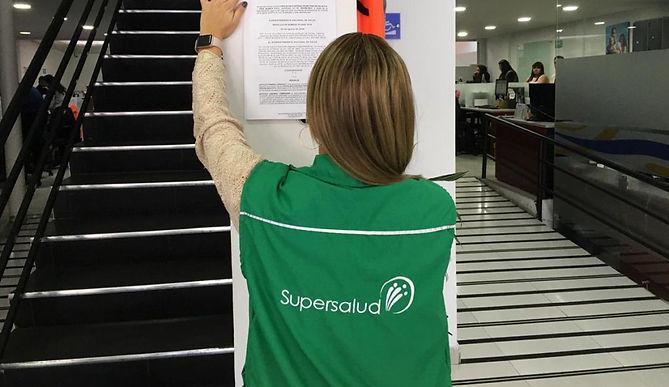 Boyacá hace parte de la pre-jornada de conciliación de la SuperSalud