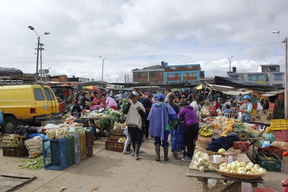 ¿Cómo va la concesión de las plazas de mercado de Tunja?