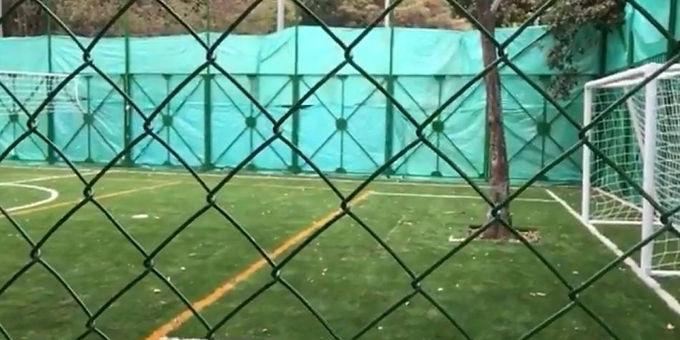 'Sacude al parque' permitirá la primer cancha sintética en Duitama