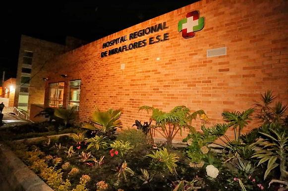 Siguen adecuando el Hospital de Miraflores