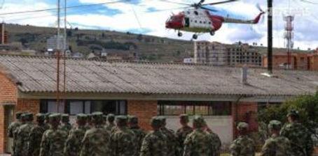 ¿Qué pasa con el brote COVID en el Batallón de Tunja?