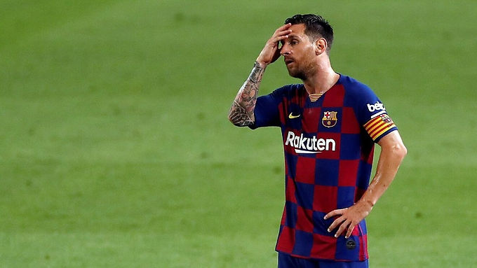 La novela de Messi