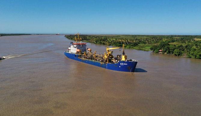 En 2021 dragan el río Magdalena
